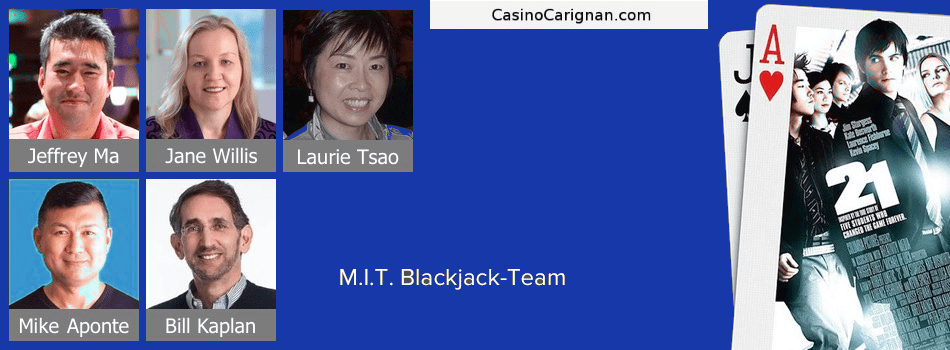 M.I.T. Blackjack Team