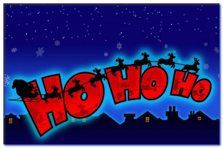 Ho Ho Ho Pokie